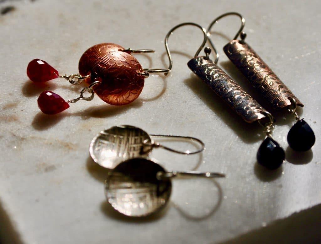 Elizabeth Tokoly - Roll_Print_Earring_12