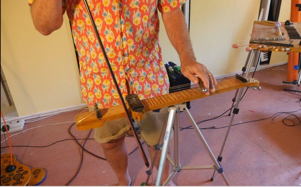 Jay Kreimer - Steel Cello