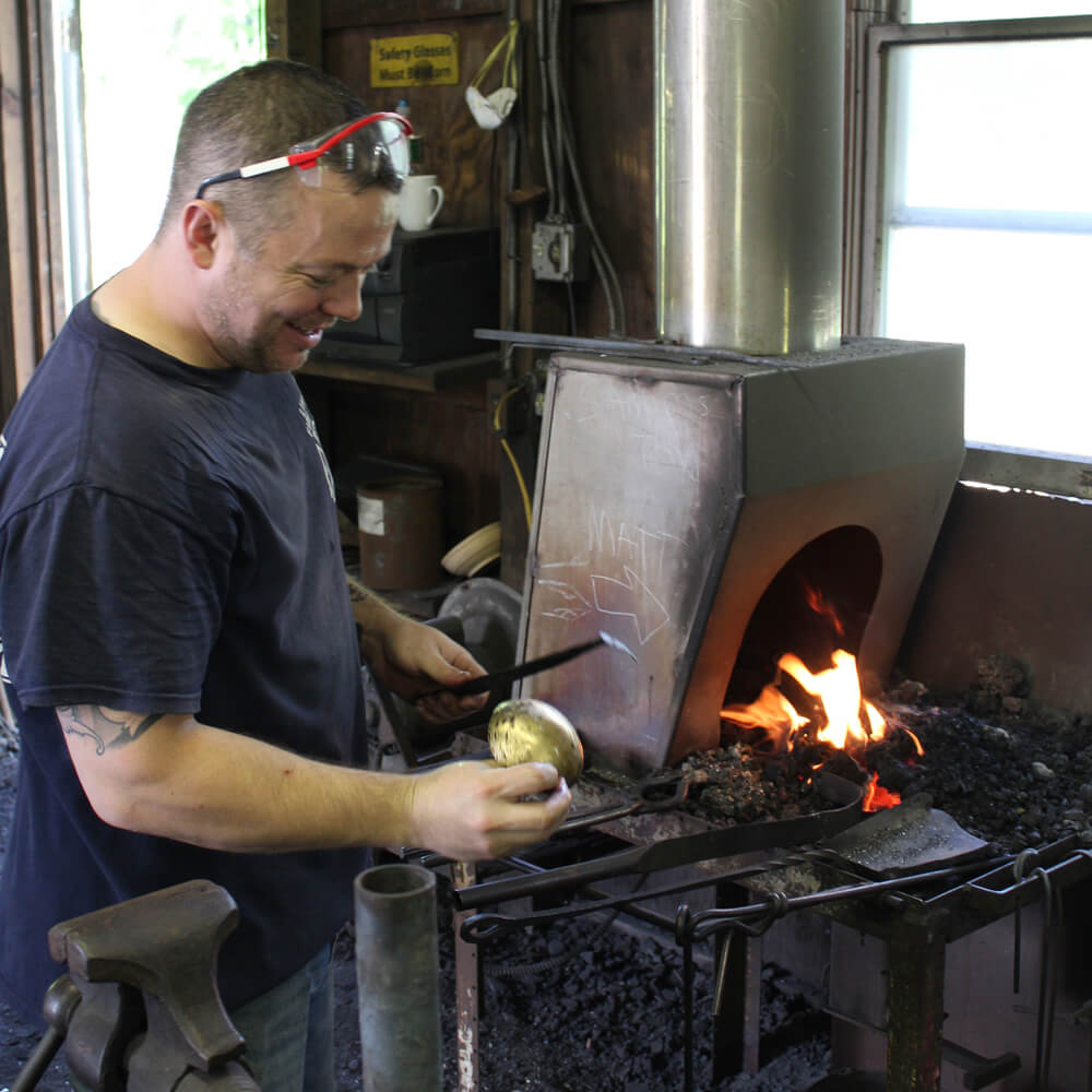Peters Valley Blacksmithing beginner-1c