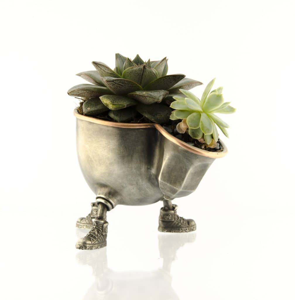 Lucy Derickson - Planter