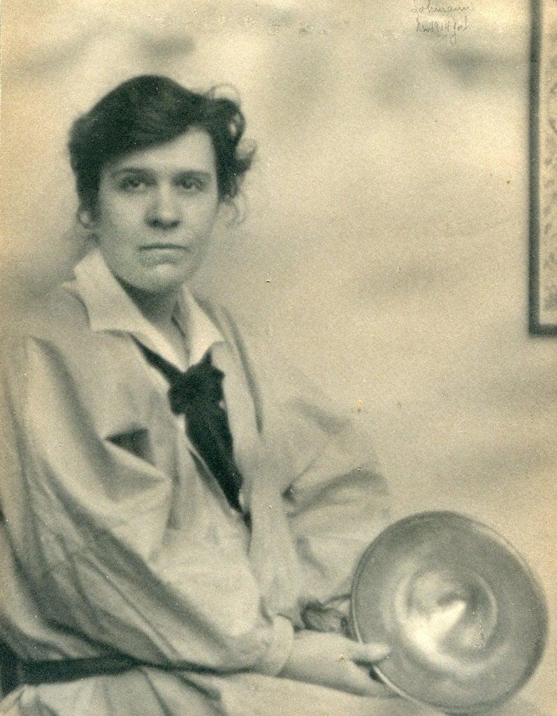 Marie Zimmermann 1914