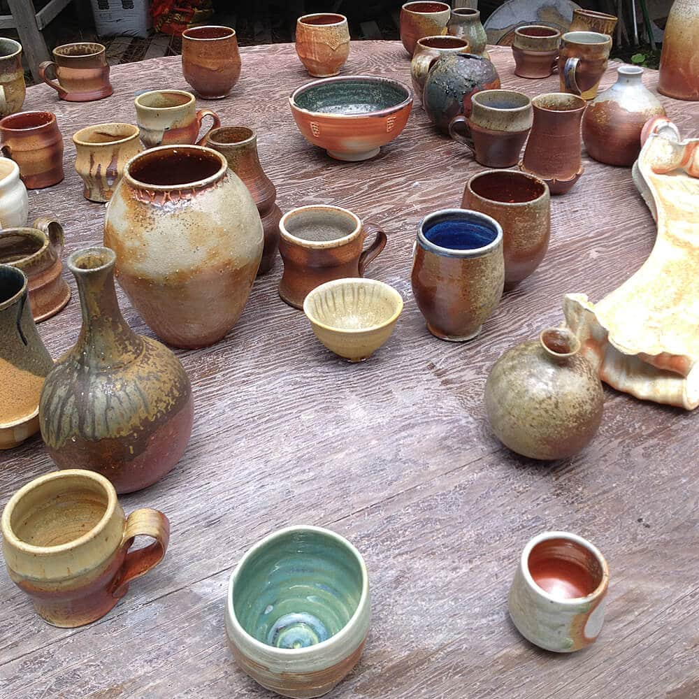 Peters Valley Ceramics Carty 1