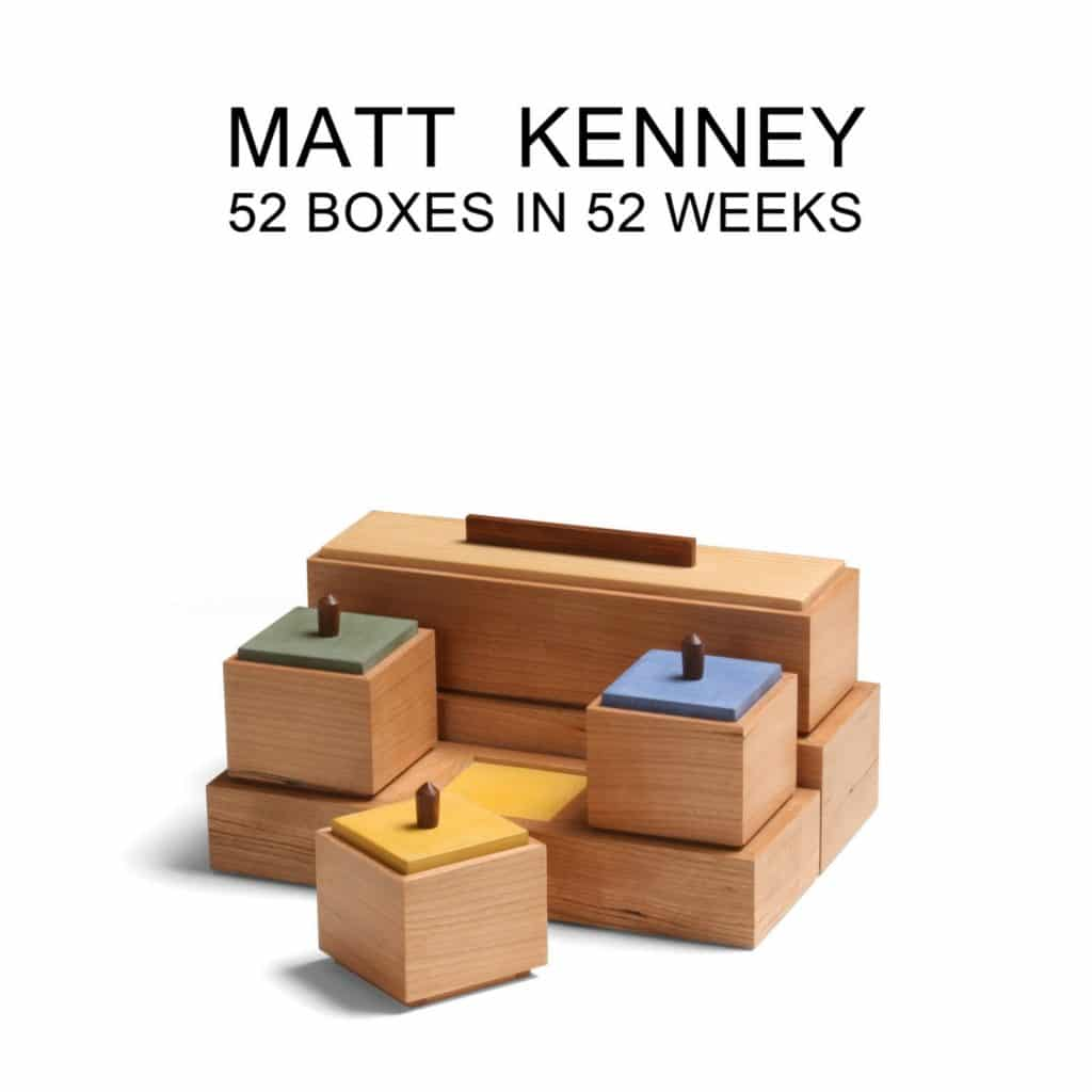 Square 2017 Matt Kenney 52 Boxes in 52 Weeks