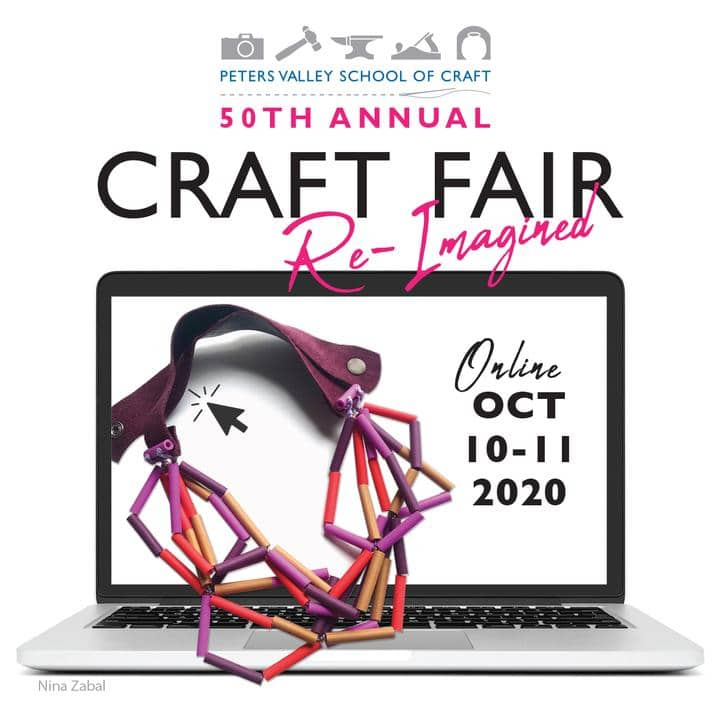 50th annual craft fair re-imagined