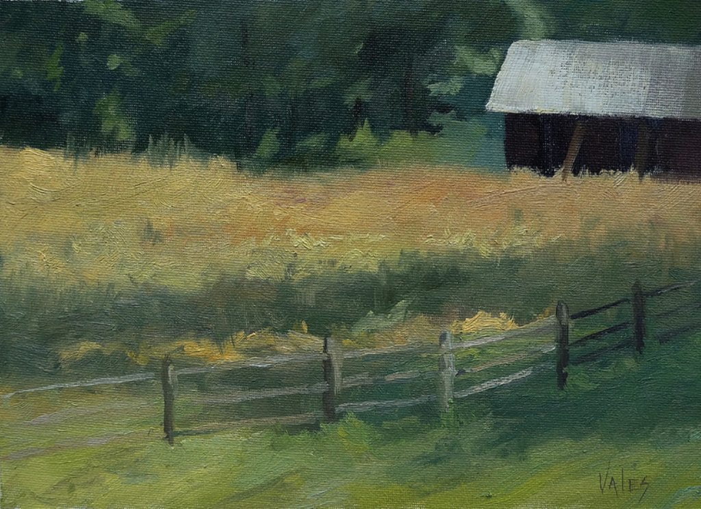 Shawn Vales - Fence and Barn_PV