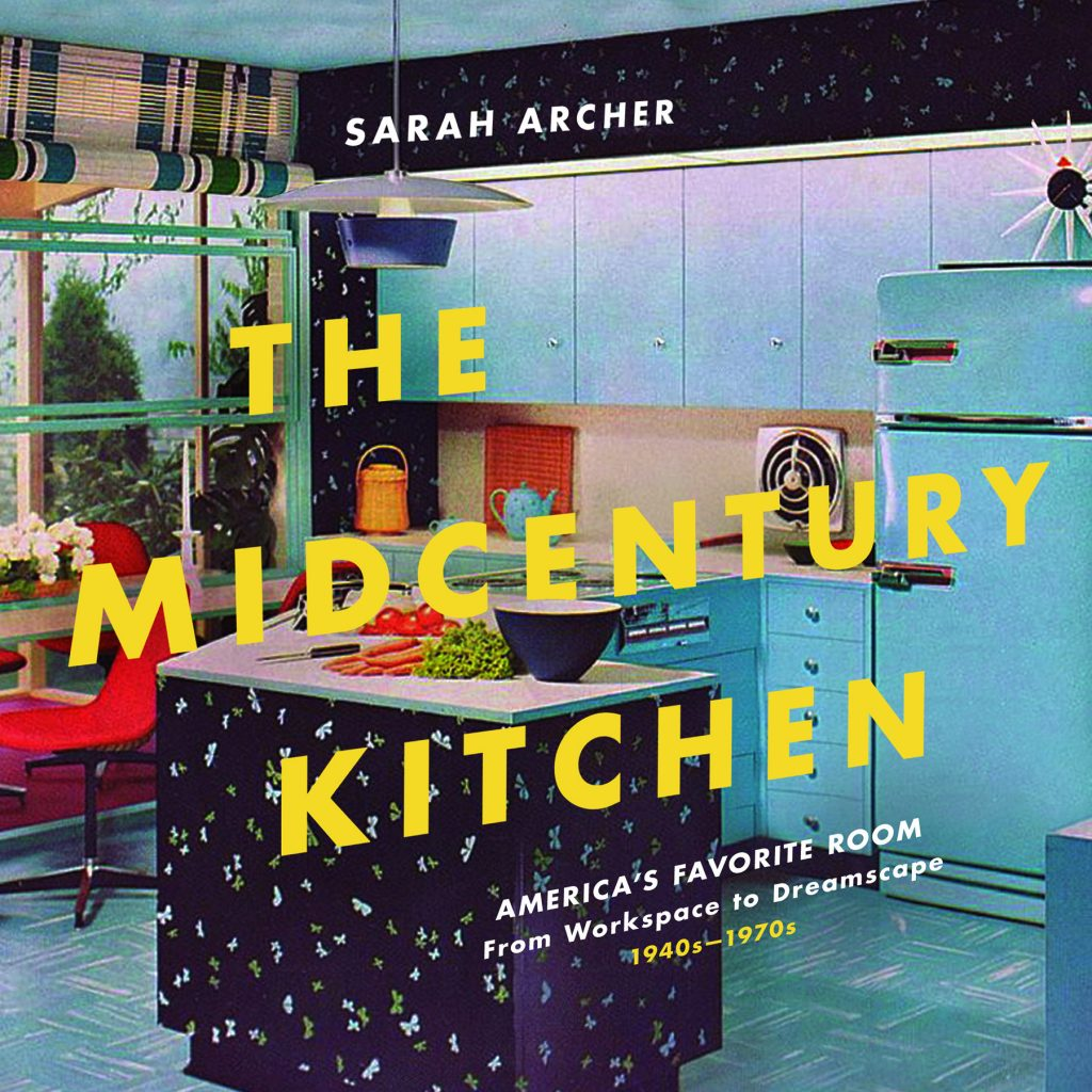 The Midcentury Kitchen Cover 6 x 6